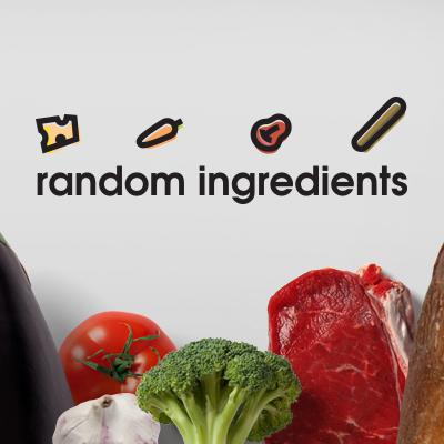 Random Ingredients
