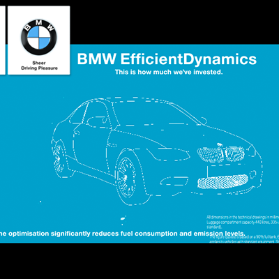 BMW Efficient Dynamics Spot